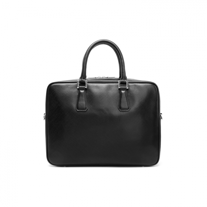 Genuine Leather Laptop Men's Bags